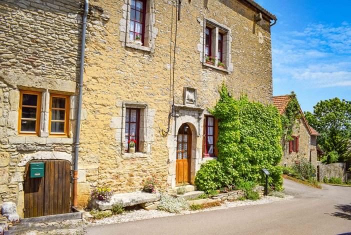 La maison Bichot à Châteauneuf © French Moments