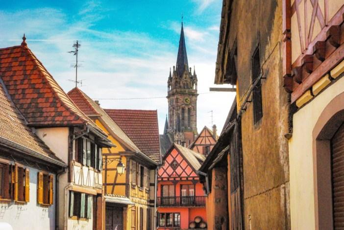 Dambach-la-Ville, Alsace © French Moments