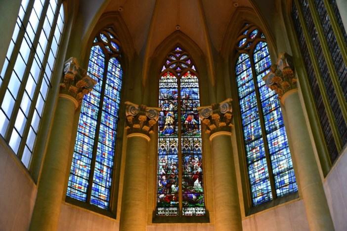 Le chœur de l'église Saint-Clément © French Moments