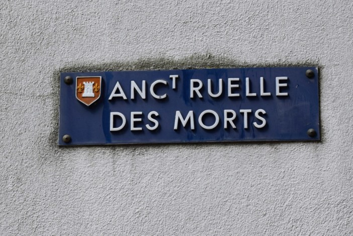 L'ancienne ruelle des morts - Epinal © French Moments