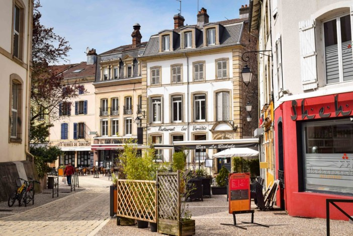 Epinal, rue de la Maix © French Moments