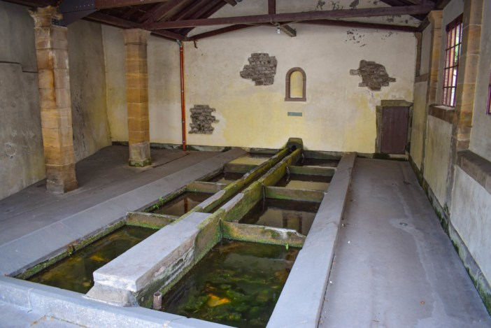 L'ancien lavoir - Epinal © French Moments