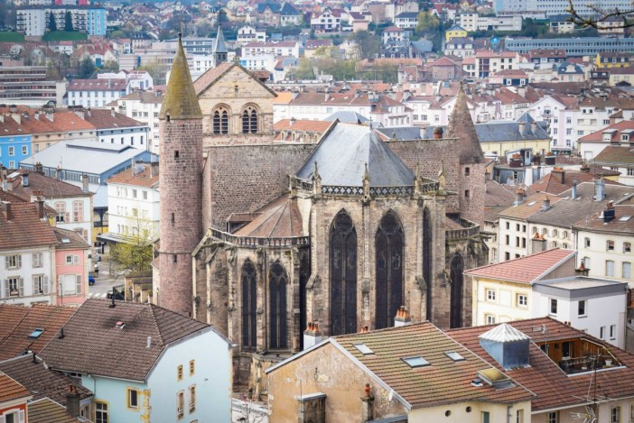 Epinal - Basilique Saint-Maurice © French Moments