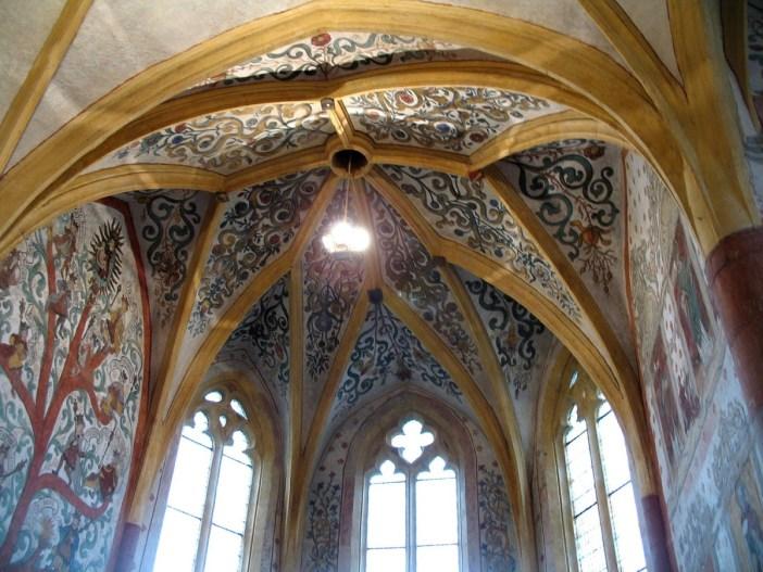 Autour de Metz - Les fresques de l'église de Sillegny © Vincent Zimmermann - licence [CC BY-SA 3.0] from Wikimedia Commons