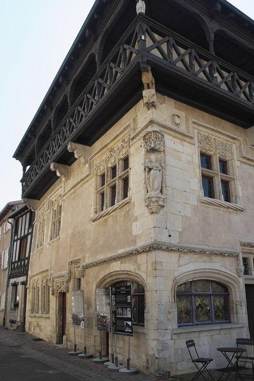 Autour de Nancy - L'hôtel de la Monnaie © GFreihalter - licence [CC BY-SA 3.0] from Wikimedia Commons