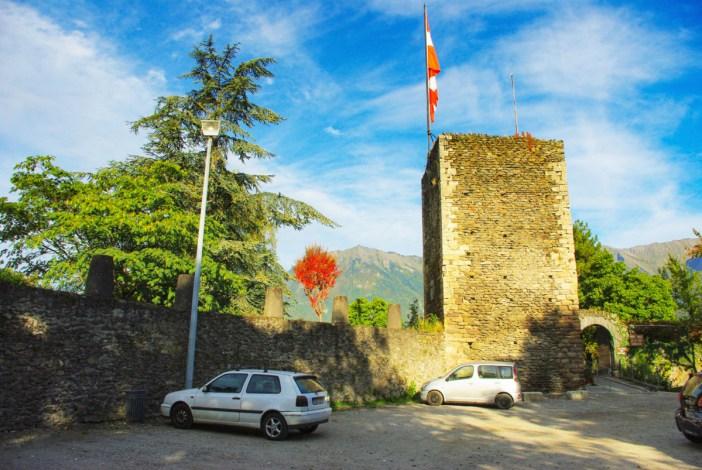 Tour Sarrasine, Conflans © French Moments