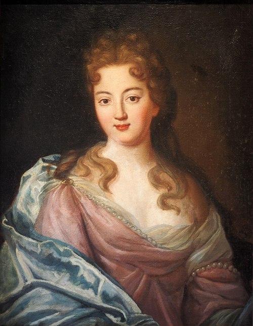 Éléonore Desmier d'Olbreuse c. 1690