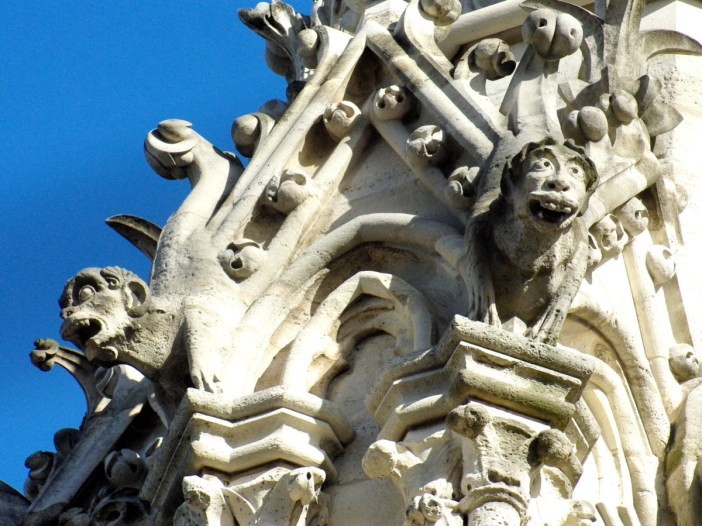 Notre-Dame - Décor gothique © French Moments