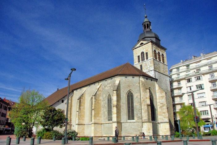 Clochers de Savoie - Eglise Saint-Maurice, Annecy © French Moments