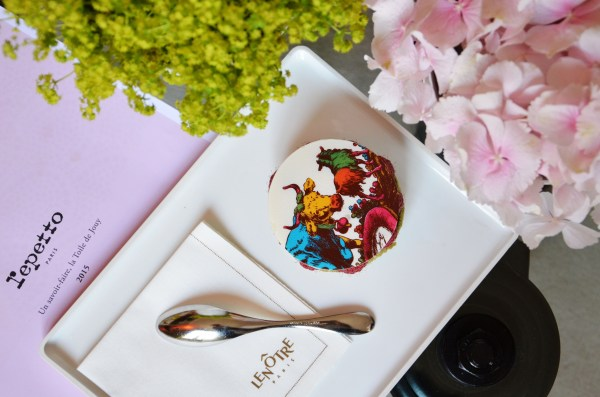 design culinaire macaron