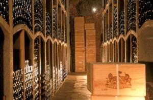 cave à vins beau rivage