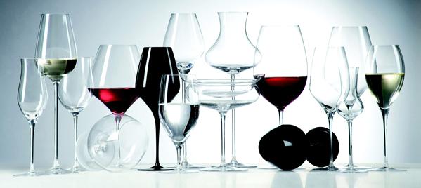 choix du verre à vin