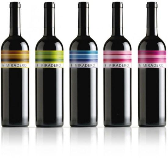 belle bouteille de vin