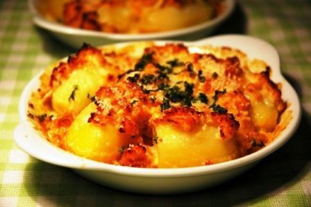 Gratin de Pommes de terre-Photo de Nathalie Dulex