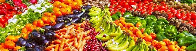 Calculer les quantités de Fruits et Légumes en calories