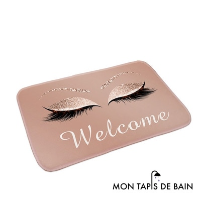 TAPIS DE BAIN DESIGN