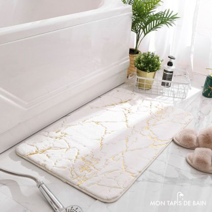 tapis-de-bain-design-et-original-blanc