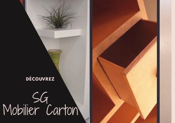 SG Mobilier Carton