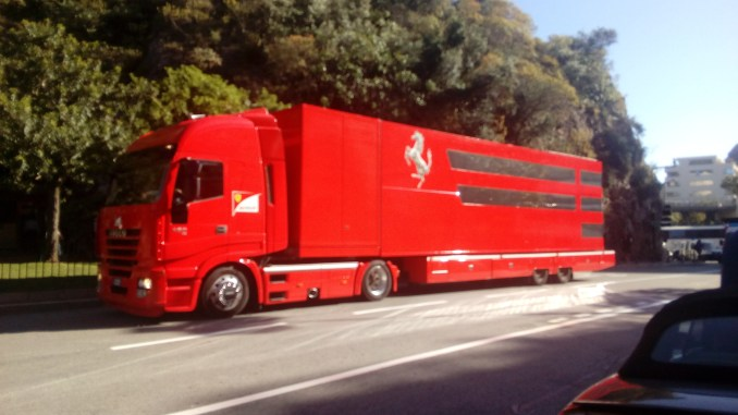 75esima edizione del Gran Premio di Monaco di Formula 1.