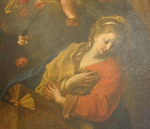 I Significati Allegorici di Fiori e Piante nei Quadri Religiosi