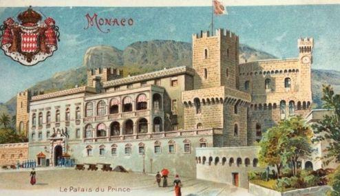 Monte Carlo vista da un ligure dell'Ottocento