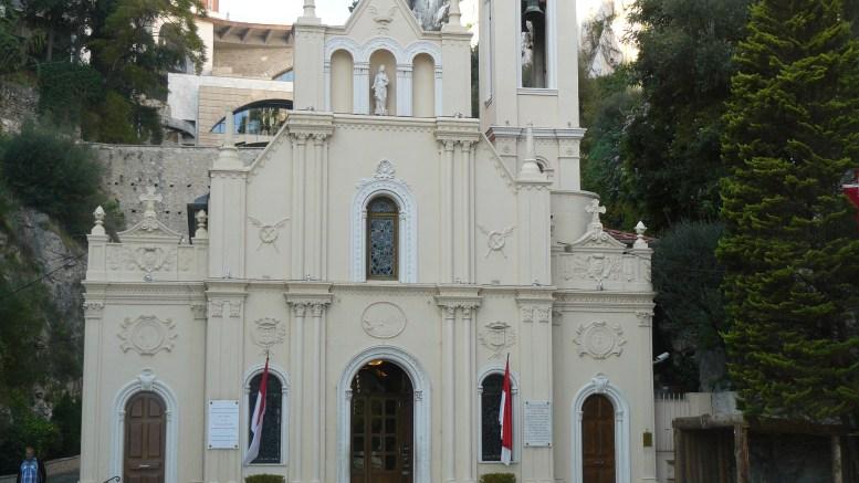 Monaco: la Chiesa di Santa Devota dedicata alla santa protettrice del Principato e della famiglia Grimaldi