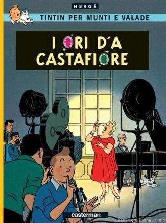 Tintin tradotto in lingua dialettale monegasca
