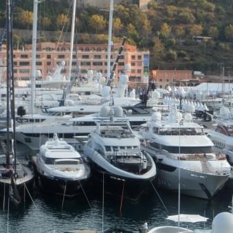 Superyachts e molte novità al Monaco Yacht Show 2017
