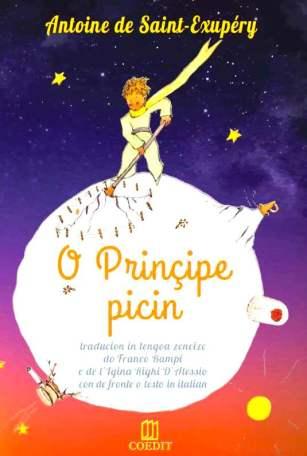 Il Piccolo Principe In Genovese Di Franco Bampi