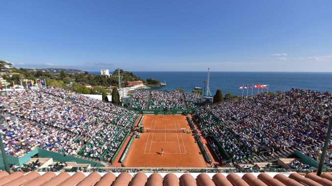 Il Monte-Carlo Rolex Masters 2018 si svolgerà dal 14 al 22 aprile