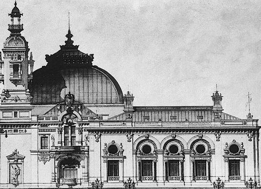 Monaco Charles Garnier: Casinò Di Monte Carlo