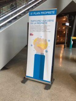 Stazione di Monaco, gettare i rifiuti diventa un gioco con il concorso SNCF