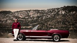 Monaco Ford Mustang E Theux 1 Copie 5 Ford Mustang GTA Convertible 67 By Hubert Hainault