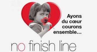 No Finish Line, la corsa monegasca aperta a tutti a favore di Children&Future