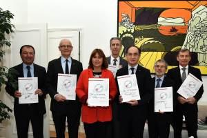 Patto Nazionale di Transizione Energetica: i membri del Governo di Monaco firmano la loro Carta d'Impegno Ft.©Charly Gallo / Dir.Communication
