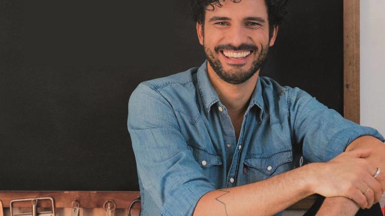 Marco Bianchi al Teatro comunale di Ventimiglia per parlare di cucina e salute