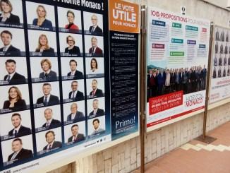 Principato di Monaco, Elezioni Nazionali 2018