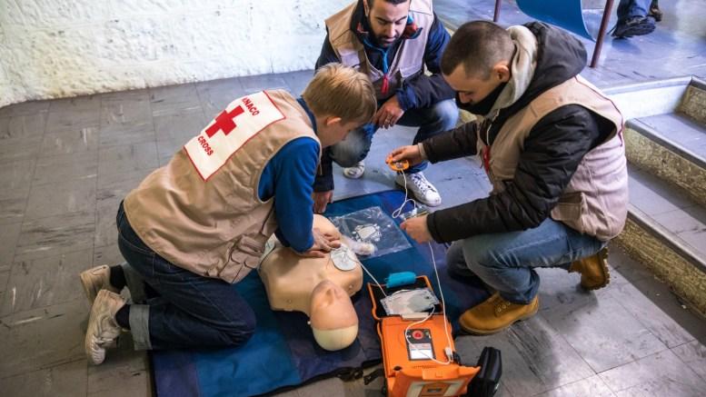 Croce Rossa Monegasca: Giornata di formazione per volontari e soccorritori Ft©Philippe Fitte