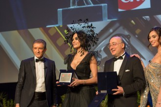 Monte Carlo Film Festival 2018, il gala, Ft. Webstudio06