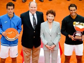 Inaugurata a Monte Carlo la Suite Nadal con foto e oggetti sportivi del campione di tennis