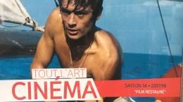 Plein Soleil con Alain Delon a Monte Carlo in versione restaurata