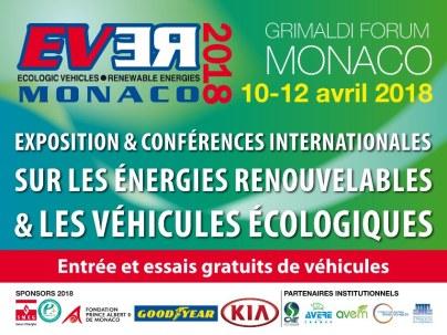 Ever Monaco: tre giorni dedicati a veicoli ecologici e mobilità sostenibile