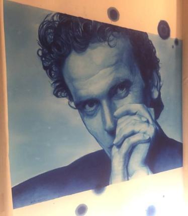 Artisti Italiani in Costa Azzurra: Intervista a Mauro Maugliani: ritratto di Massimo Troisi
