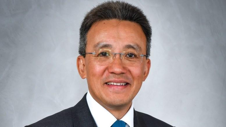 Jean Luc Nguyen Direttore dei Lavori Pubblici di Monaco