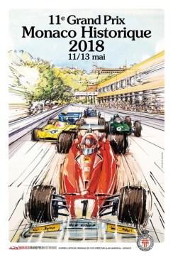 Monaco: al Via il Grand Prix Historique 2018