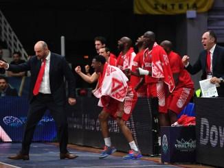 Playoffs di Jeep Elite – Finale: Stasera nel Principato il Primo Incontro AS Monaco Basket / Le Mans Sarthe BasketFt©Manuel Vitali
