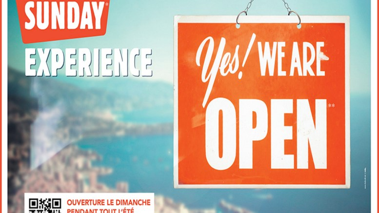 Estate 2018: Shopping a Monte Carlo alla Domenica con Monaco Sunday Experience