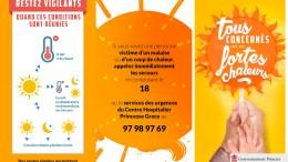 Principato di Monaco:Principato di Monaco: Gran Caldo in Settimana: le indicazioni della Direzione dell'Azione Sanitaria per Proteggersi