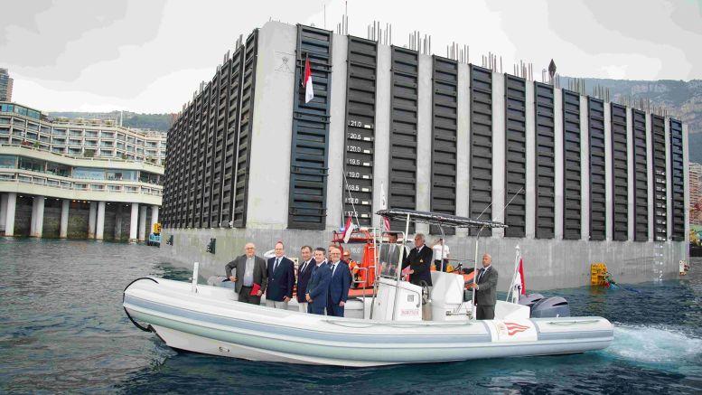 Monte Carlo Cresce sul Mare: Il Principe Alberto Inaugura il 1 ° Cassone del Futuro Eco-Quartiere