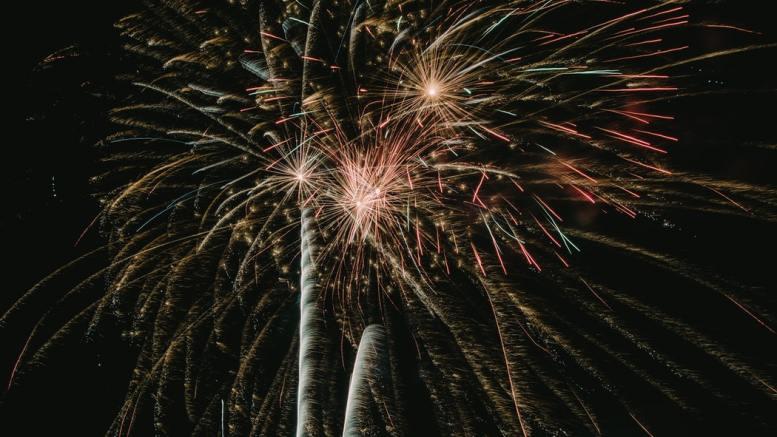 L'Italia apre il Concorso di Fuochi d'Artificio sul Porto di Monaco (le date) Ft.Noah Carter